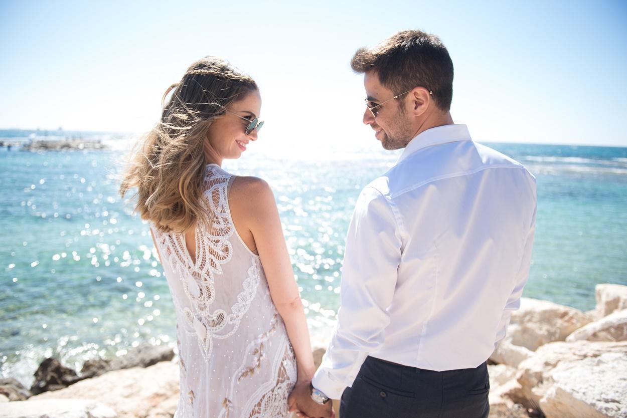 17 תמונות שיעשו לכם חשק להתחתן ליד הים