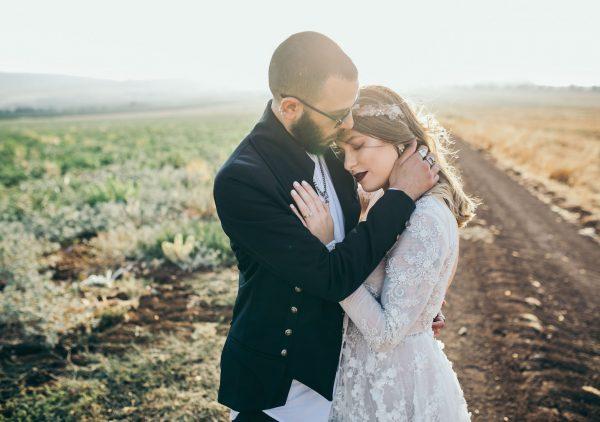 gothic chic: החתונה של חן ורן