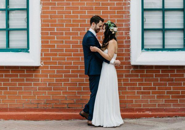 שמלה למטרה טובה: החתונה של בת-אל ואור