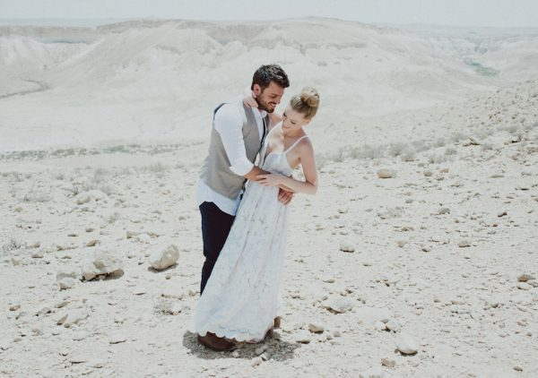 נווה מדבר: חתונה מרעננת בשדה בוקר