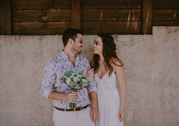 החתונה המשפחתית של קורל ורועי