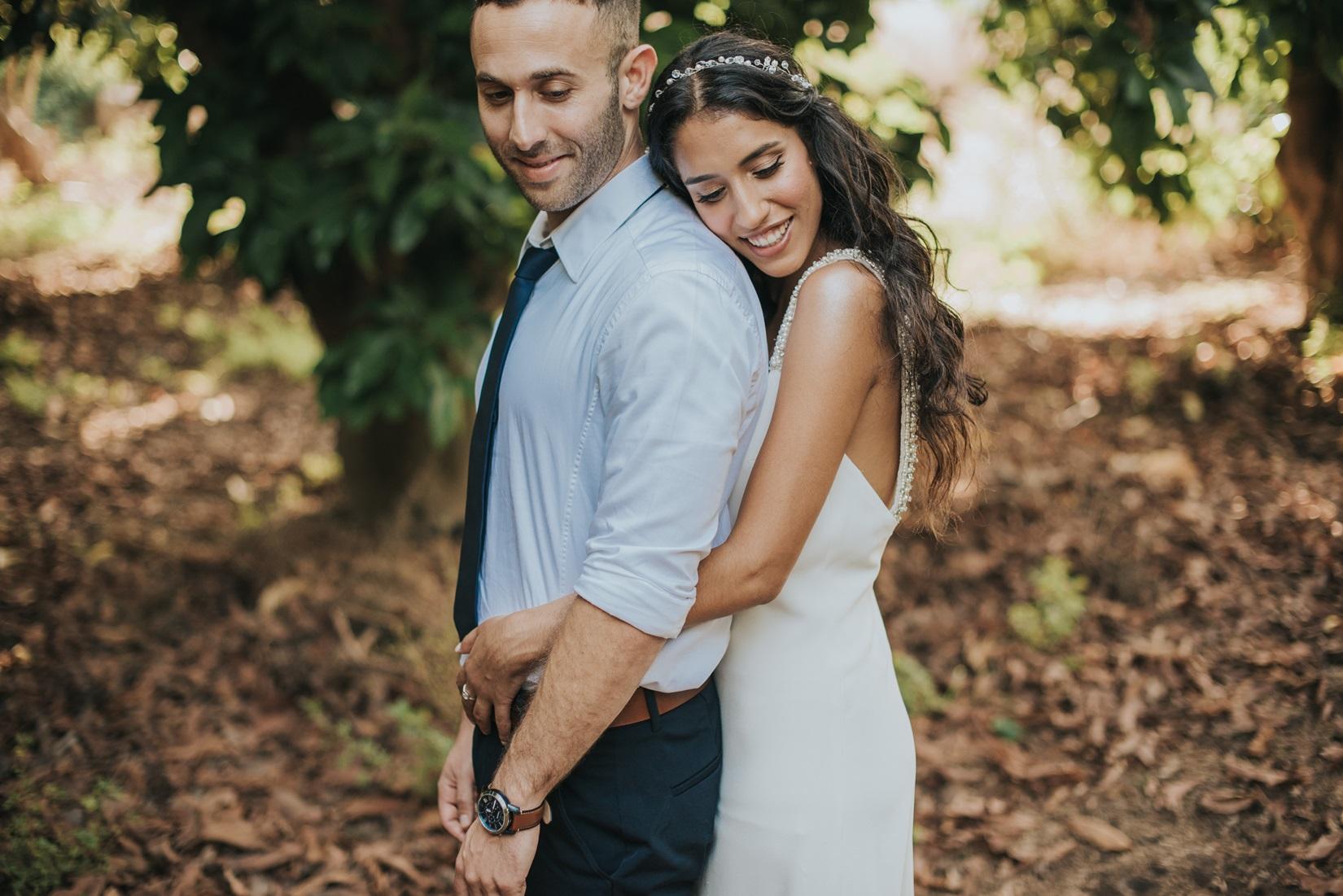 אל אשר תלכי אלך: החתונה של אדוה ורועי