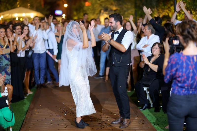 On The Road: החתונה של קרין ואור