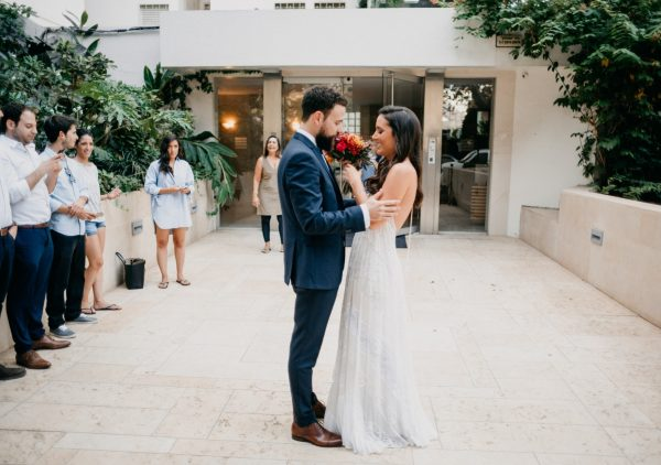 עם קריצה קטנה להודו: החתונה של מאיה ואביעד