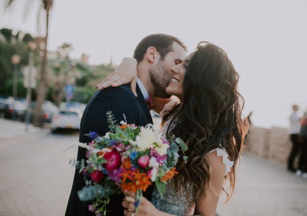החליפו מקום לחתונה, שבוע וחצי לפני: החתונה של מעין ואיתי