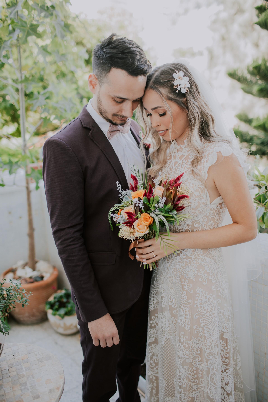 אחרי כמעט עשור של היכרות: החתונה השיקית של שלי וליאור