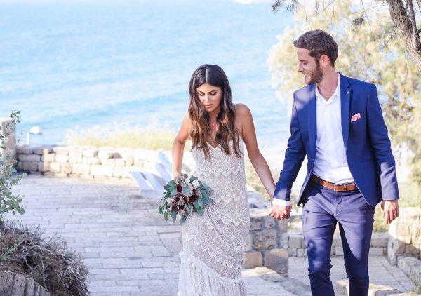 גלאם על הים: החתונה של גל ואדר