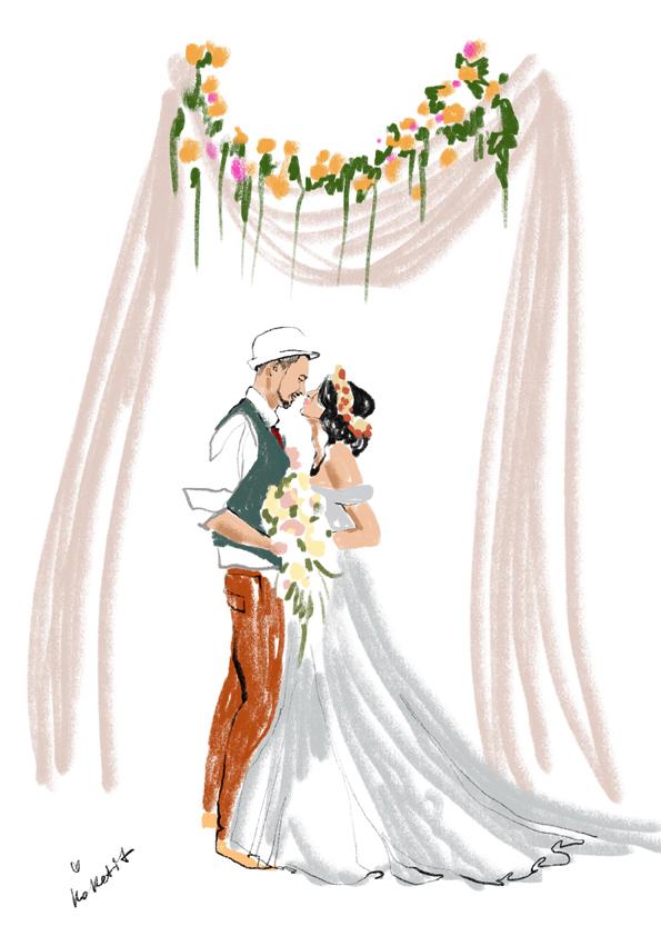 5 מזכרות מיוחדות שיישארו אתכם אחרי החתונה