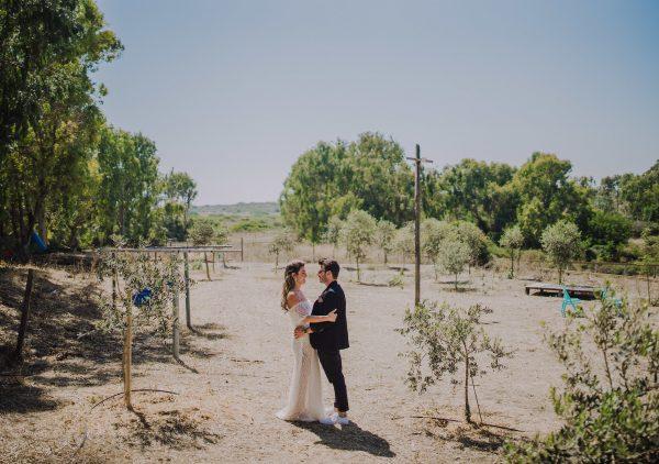 הוט קוטור בחוות סוסים: החתונה של ליאן ומור