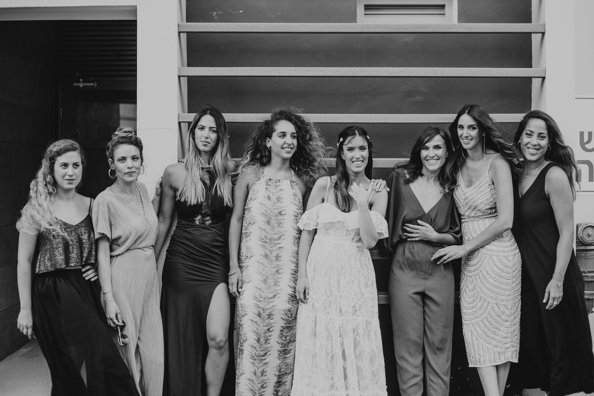 כלה + אחד: החתונה ההריונית של אוראל ומקס