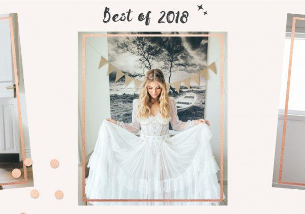 התחתנו בסטייל: הלוקים שעשו לנו את 2018