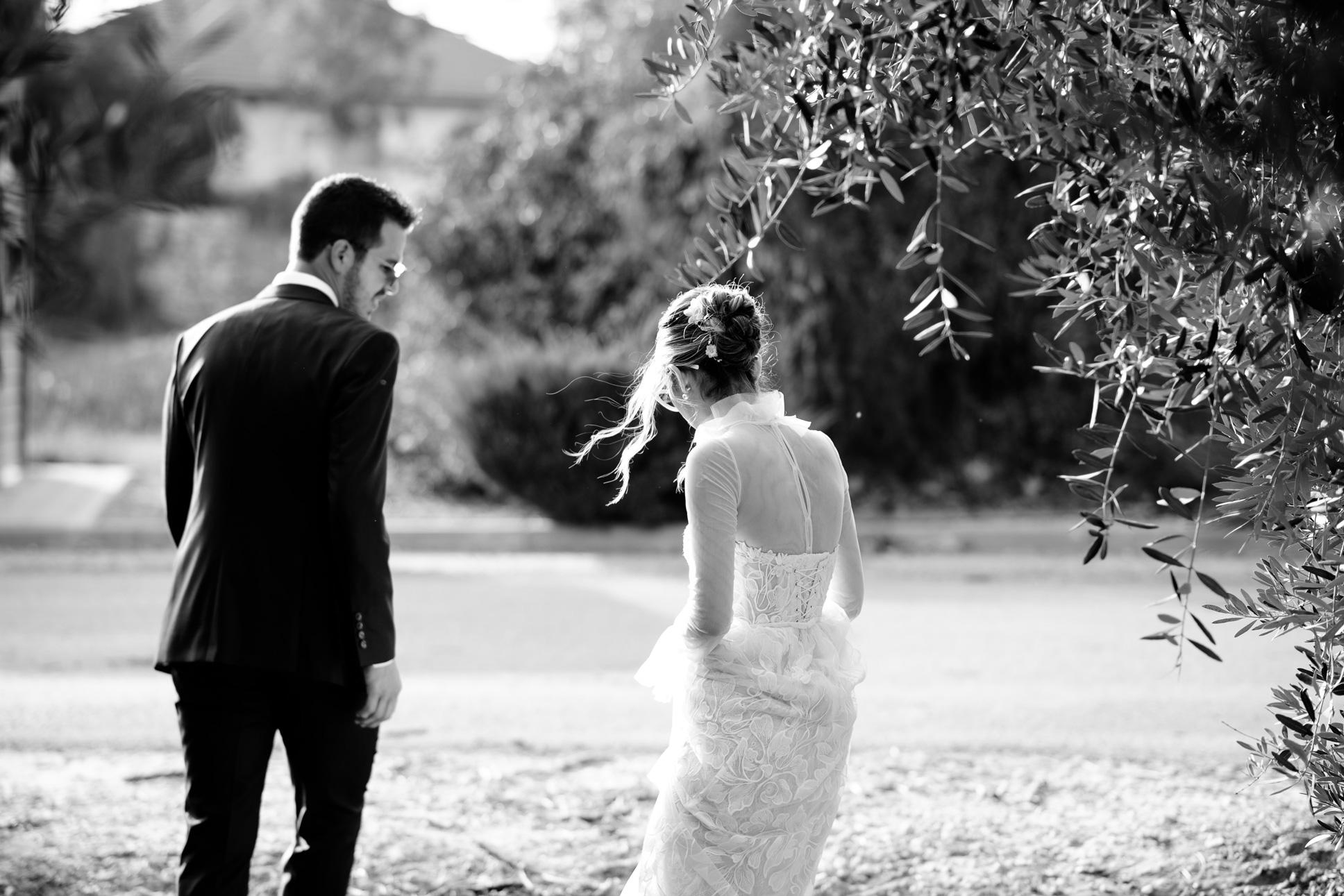 עד הפרטים הקטנים: החתונה של דניאל וסם