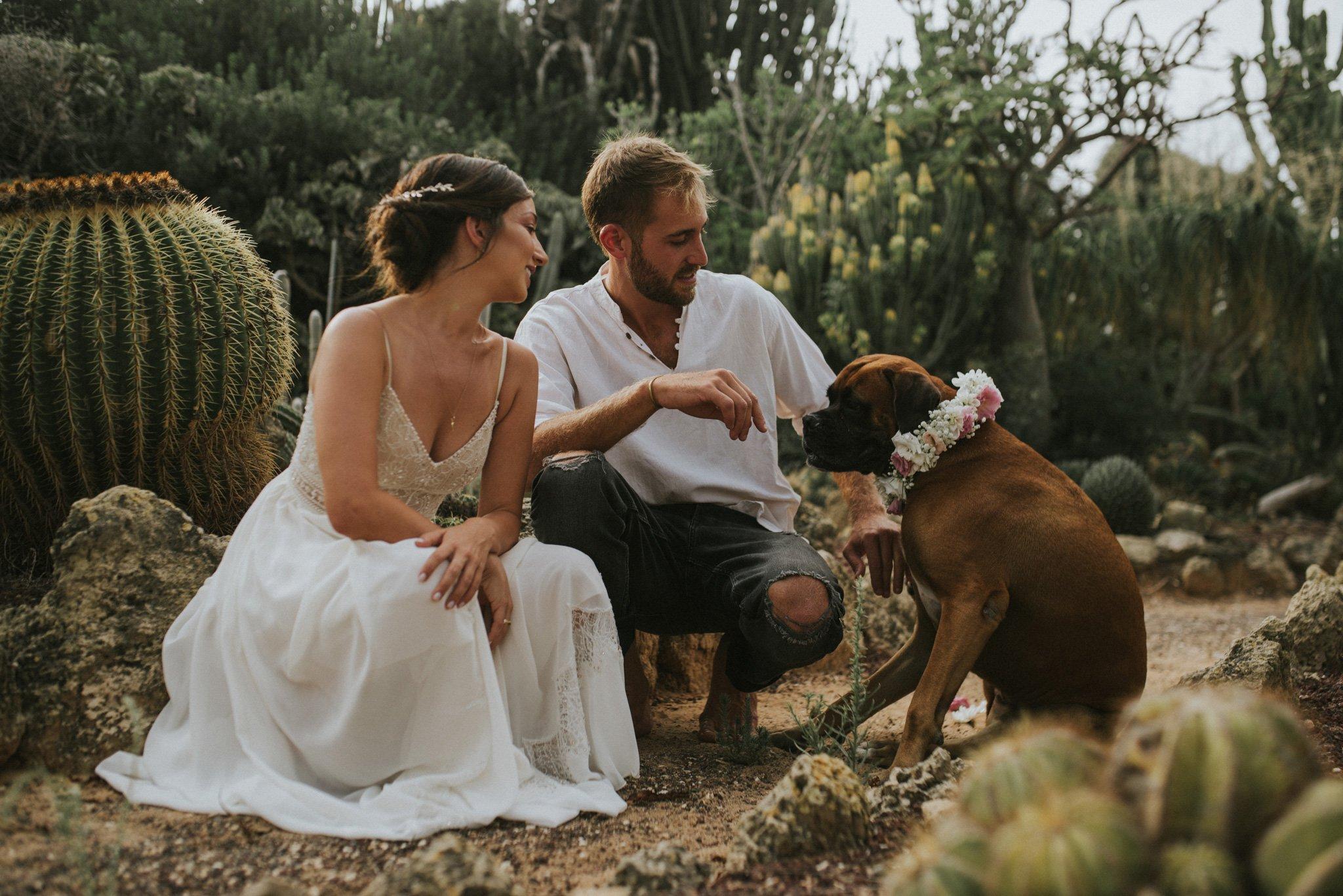 בדרך הטבע: חתונת הקיבוץ של דניאל ושובל