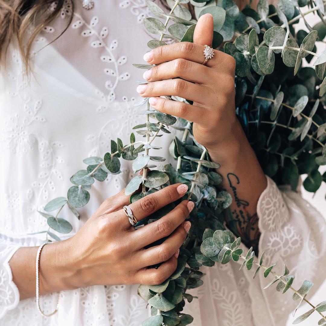 יד ביד: איך בוחרים טבעת אירוסין