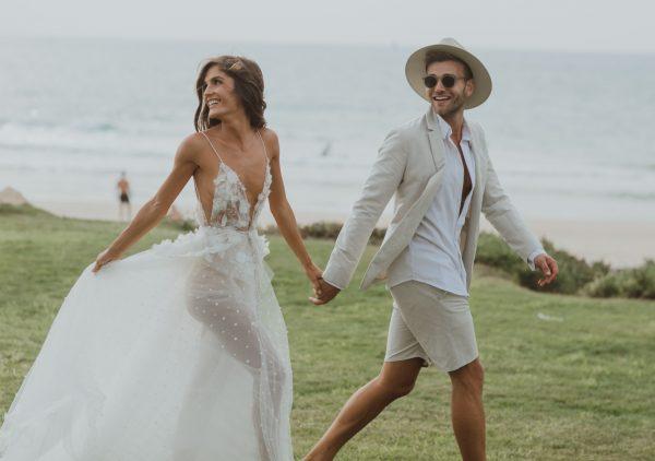 געגועים לקיץ: החתונה של קיארה ורועי בכוכב הים