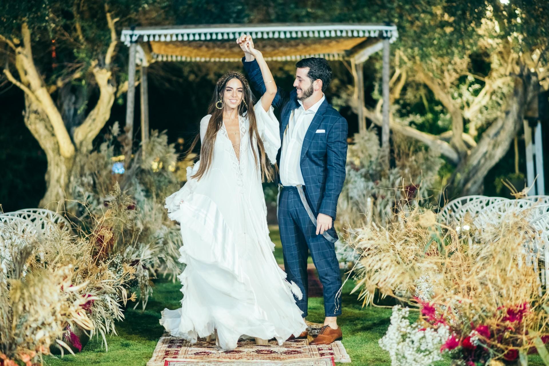 מהודו באהבה: החתונה של יורן ואייל