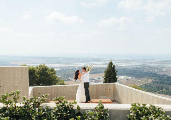 הרימו עוגן: החתונה של טל וניר
