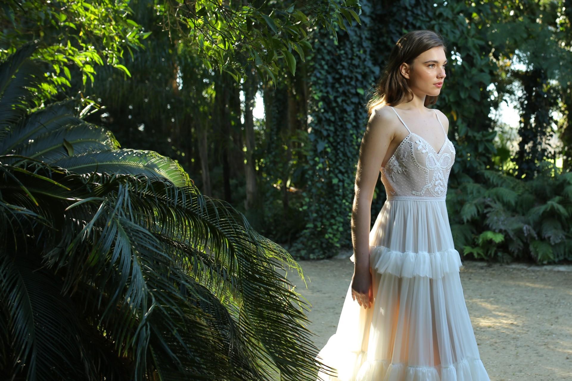 גן טרופי: קולקציית 2019 של אוליבר