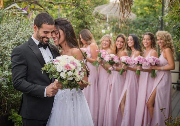27 שמלות: החתונה של מיכל ובן