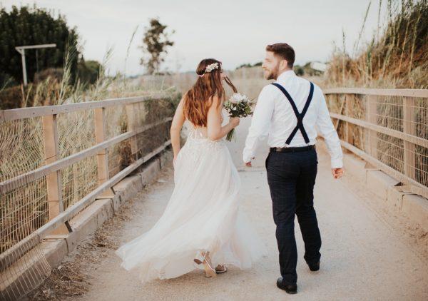 מדברים מניסיון: החתונה של ליה ויהודה