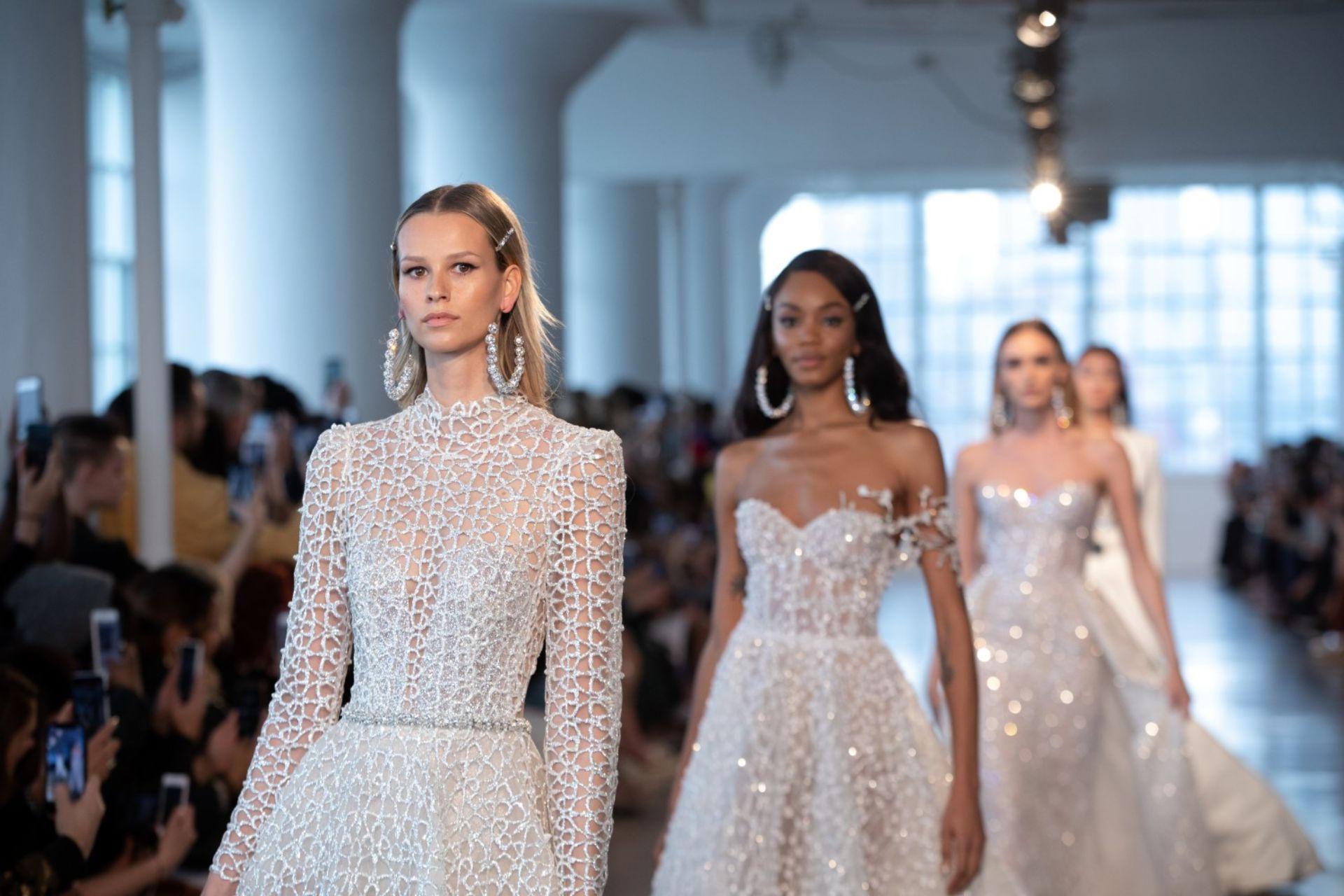 מסלול המראה: שבוע האופנה לכלות ניו יורק 2019