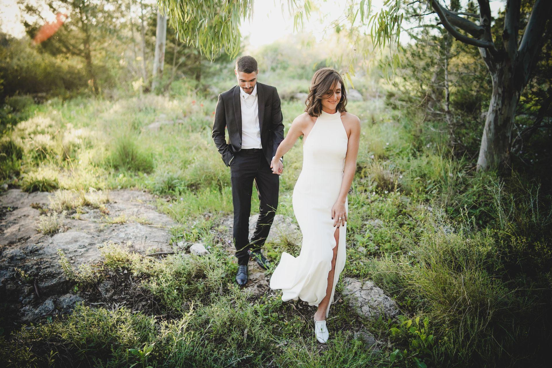 פסטיבל של סטייל: החתונה של נופר ודור