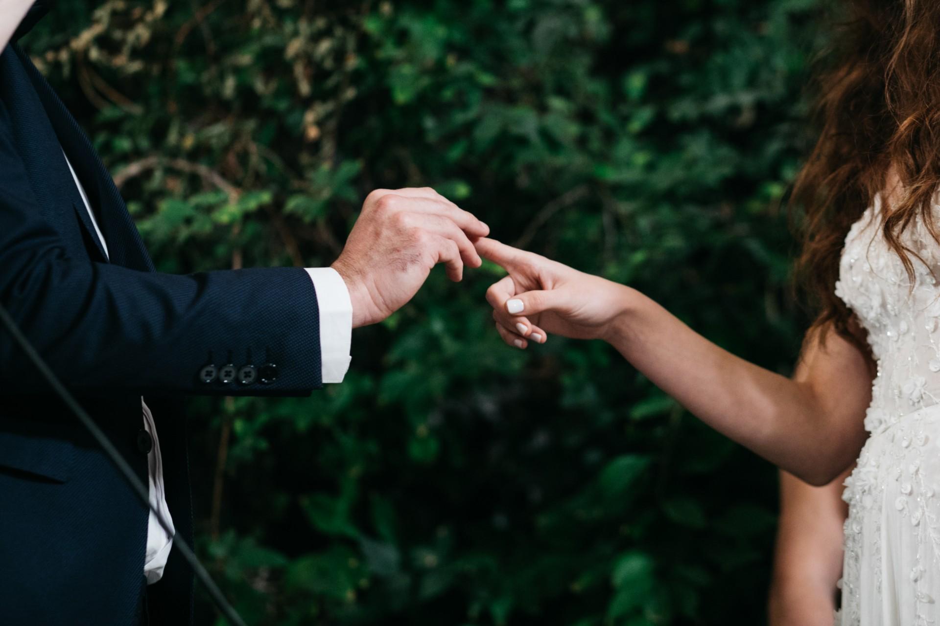 מהמשרד לחופה: החתונה של רותם ומתן