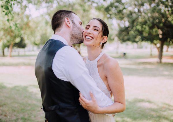 החתונה של יעל ואלעזר