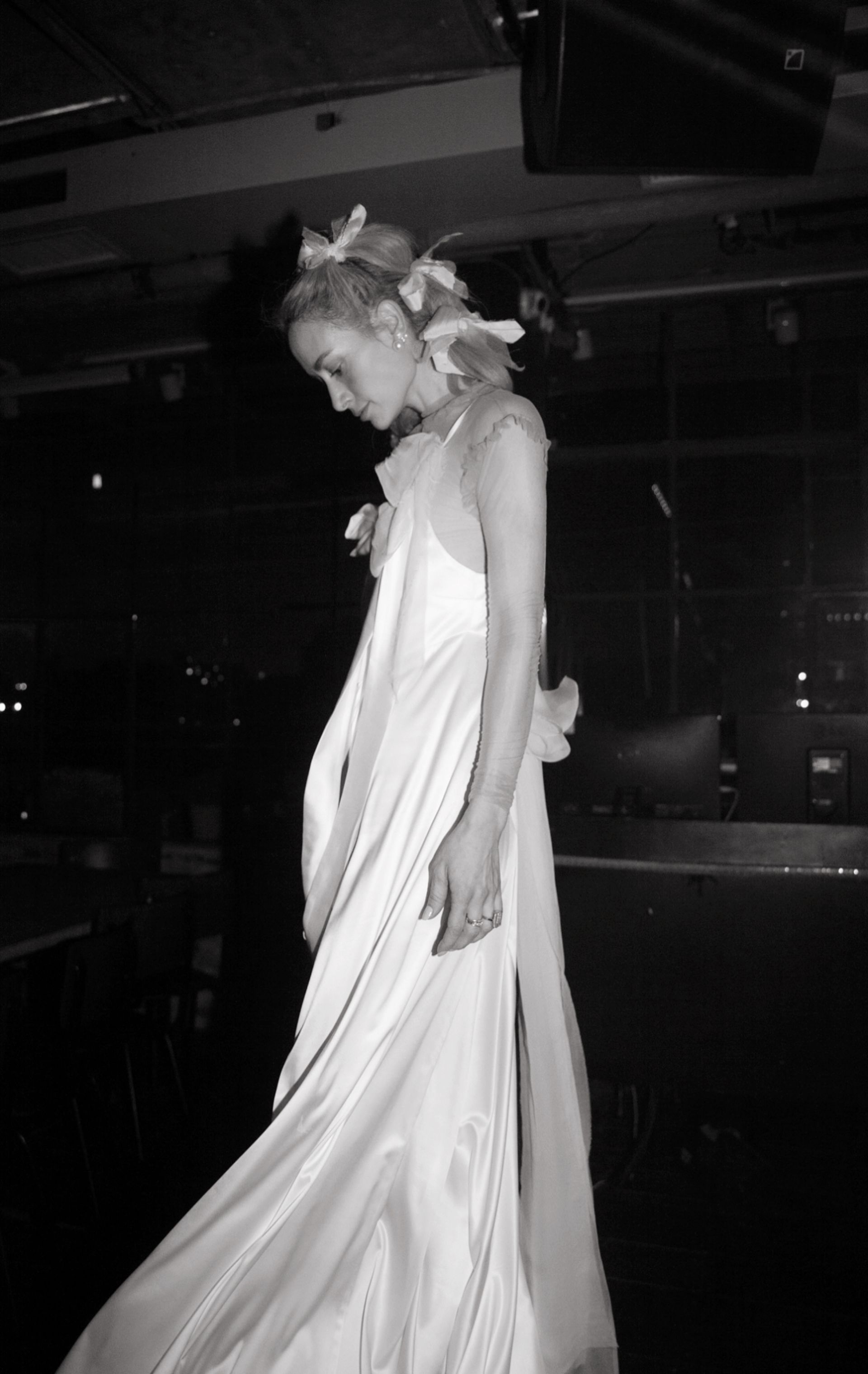הפקת אופנה: החתונה של חיה וארז