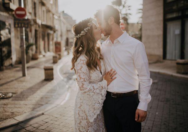 הפקת חתונה לונג דיסטנס: החתונה של לי ואריאל