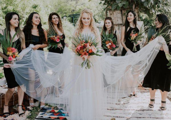 בקונספט של בבושקה: החתונה של סשה ותומר