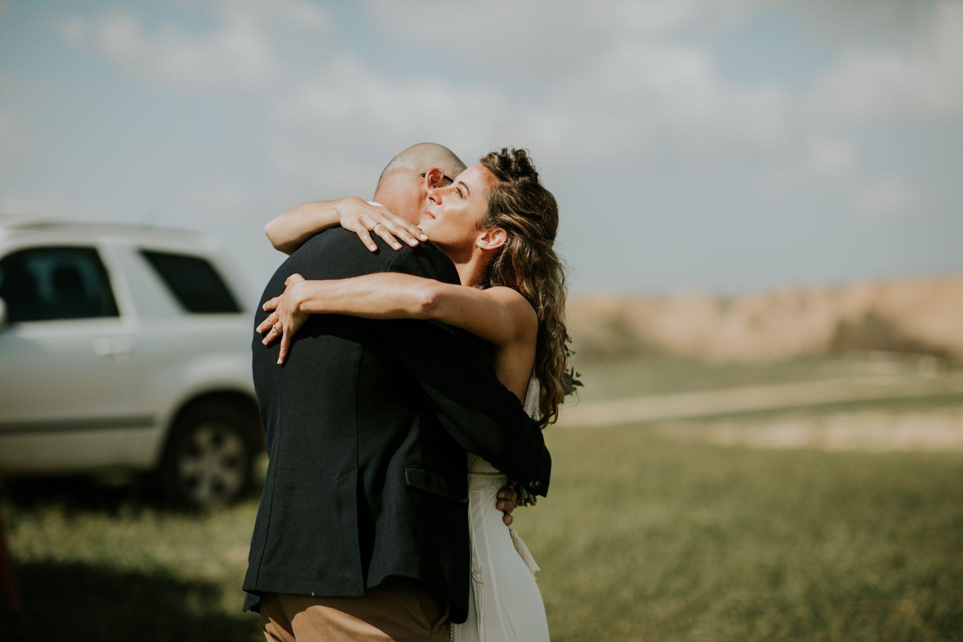 חתונה כפרית בחוות היענים
