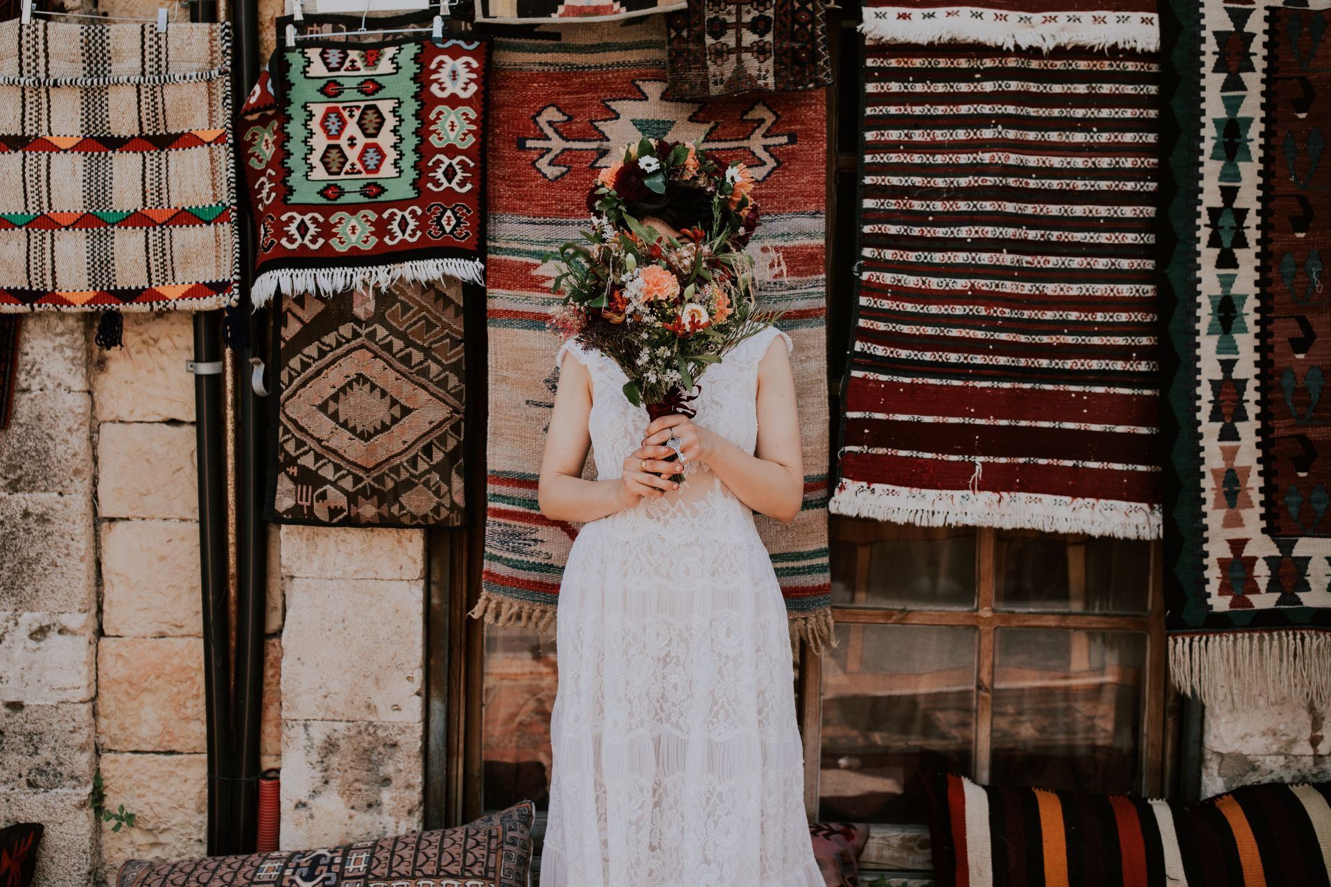 מהכפר בהודו לאירוע וינטג' ביפו: החתונה של מנור ואופיר