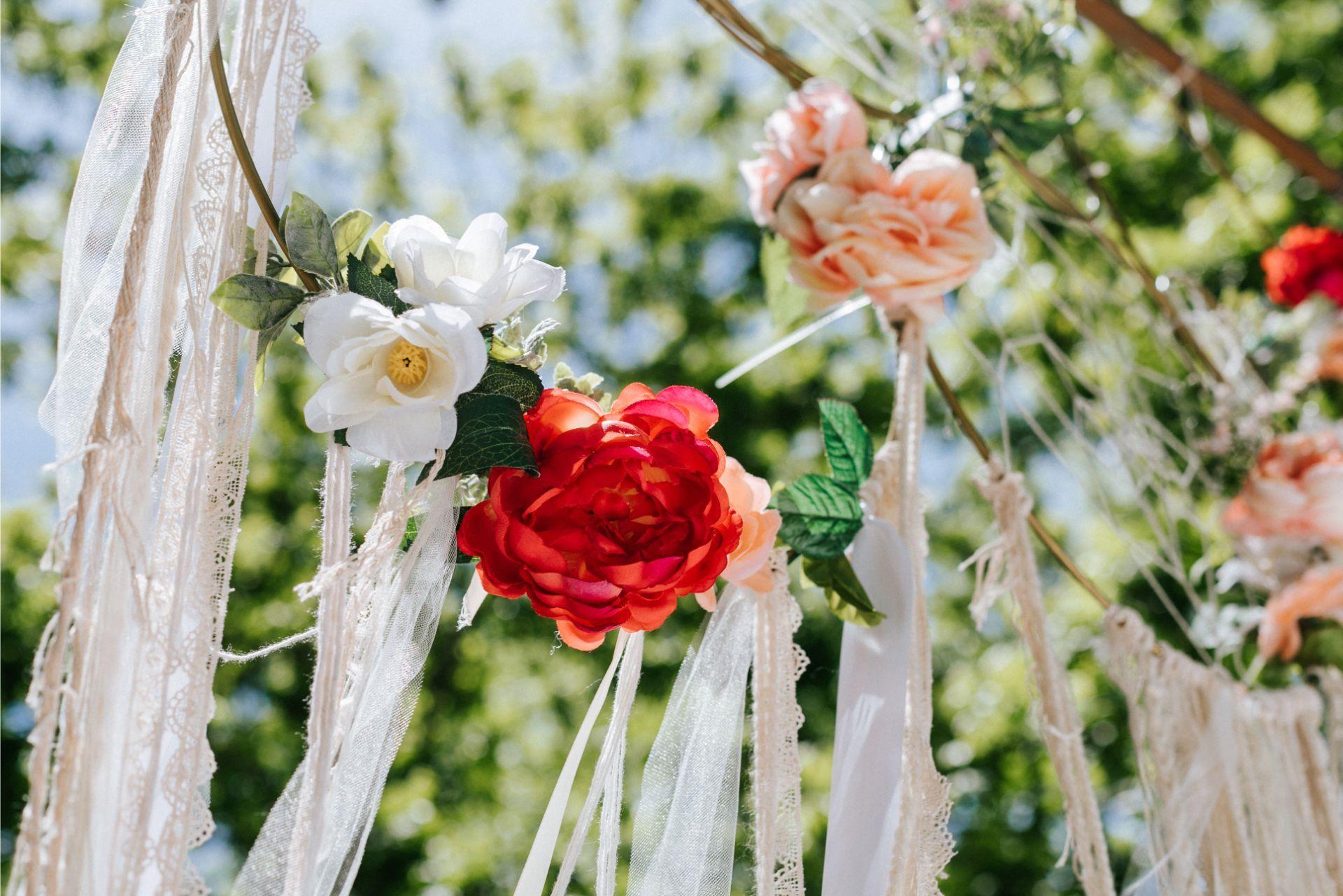 חתונת בוהו-שיק, בין אוהלי הטיפי ולוכדי החלומות