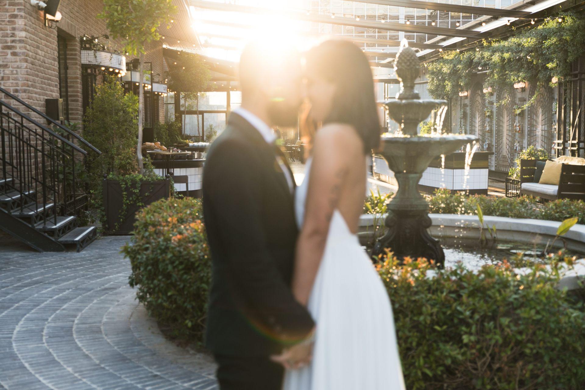 הכלה שהפיקה לעצמה את החתונה