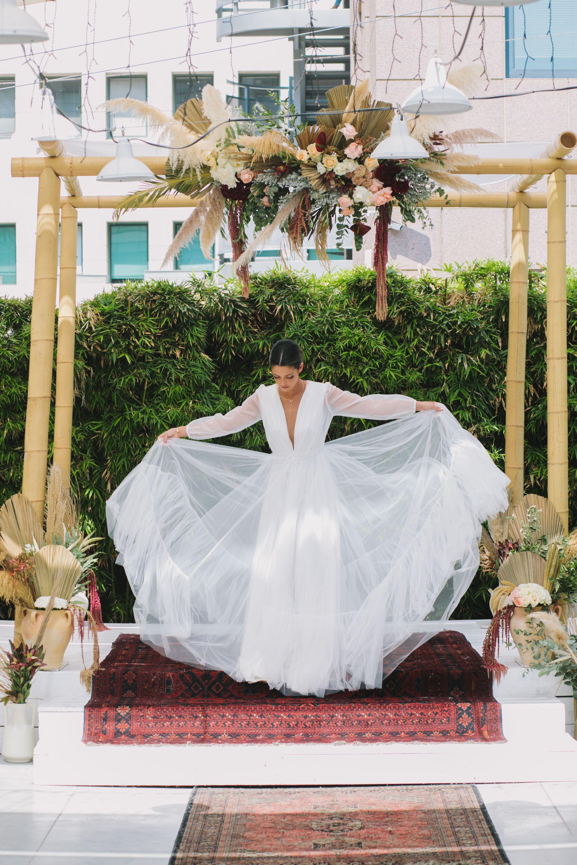 כך תיצרו חתונה טרנדית, חדשנית ומלאה בקסם אורבני