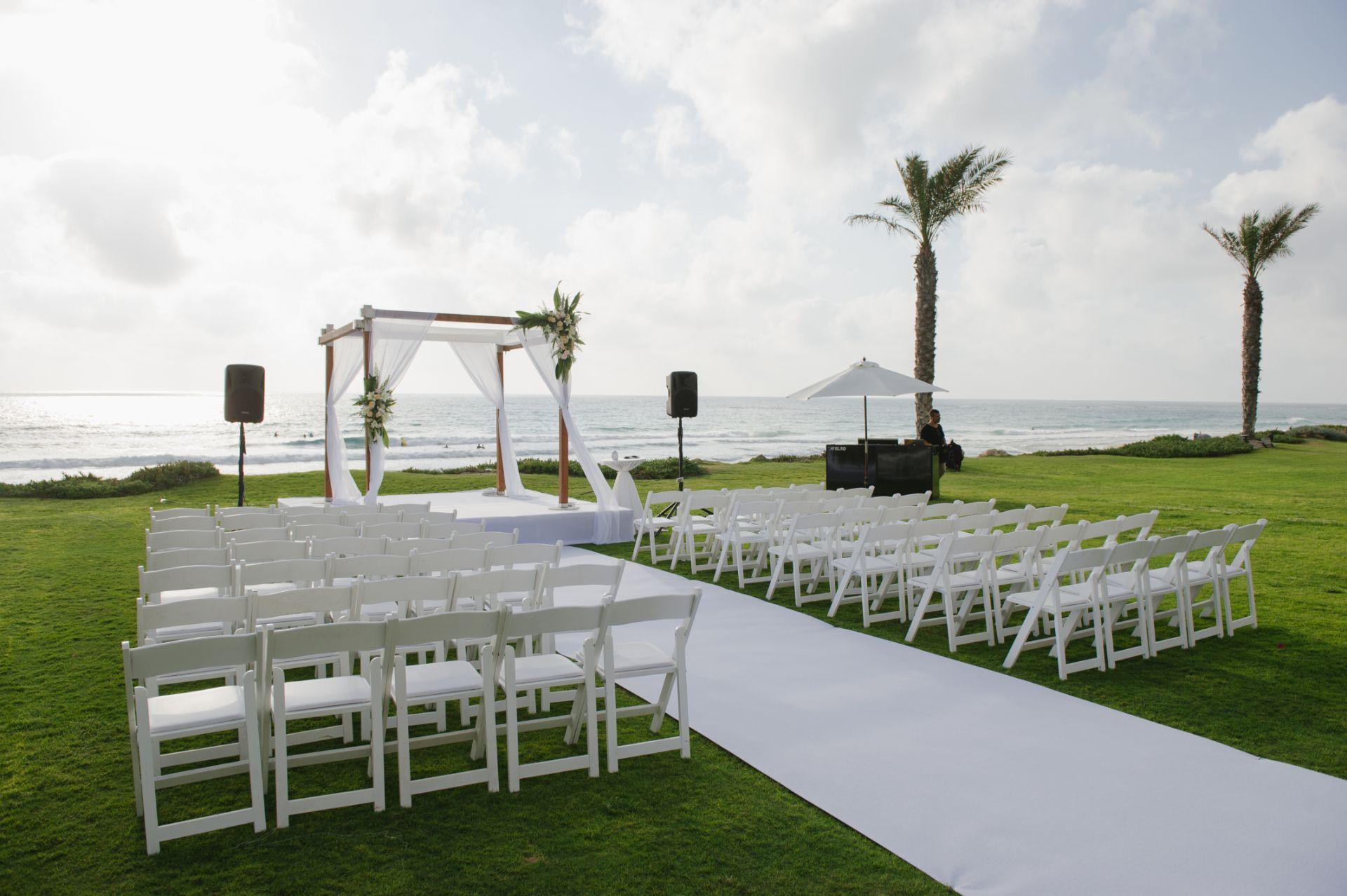 ליד הים: החתונה של טל וניצן