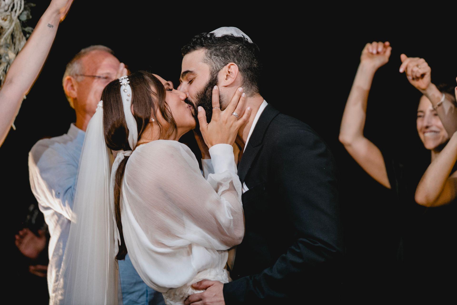 החתונה הבוהמיינית של עמית פרקש