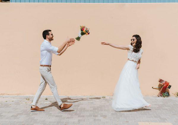 כמו מסרט רומנטי: החתונה של דור וירדן