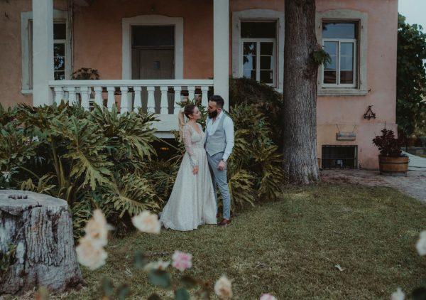 חתונה בוילה טמפלרית בלב היקב