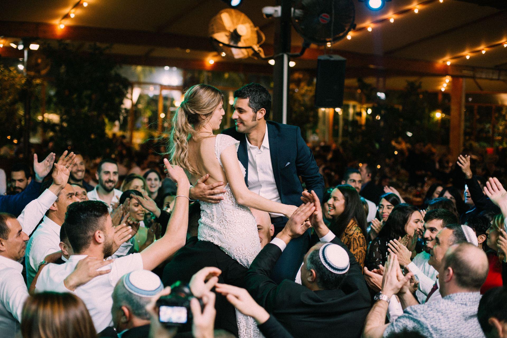 החתונה הכפרית של רוית ודביר