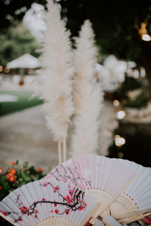 כמחווה לשורשים: החתונה באווירת פיוזן של מזרח ומערב