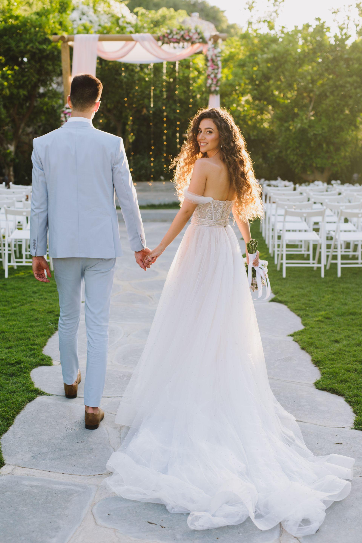 אגדה ורודה: החתונה החלומית של גל וגד