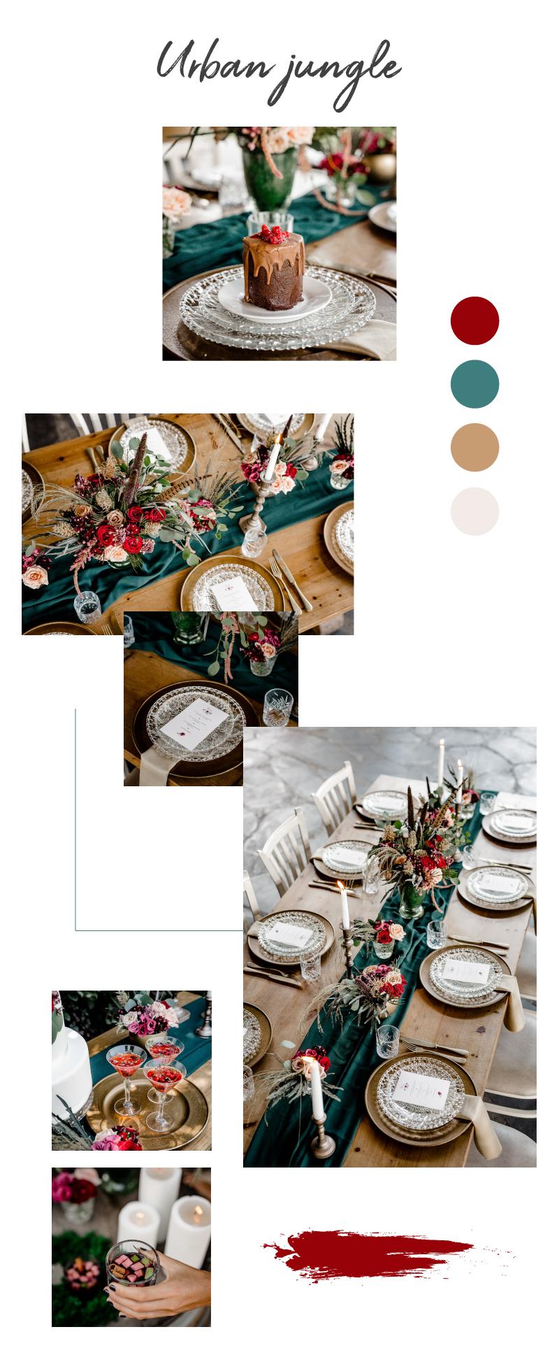 פינטרסט סטייל: לוחות השראה חורפיים לחתונה