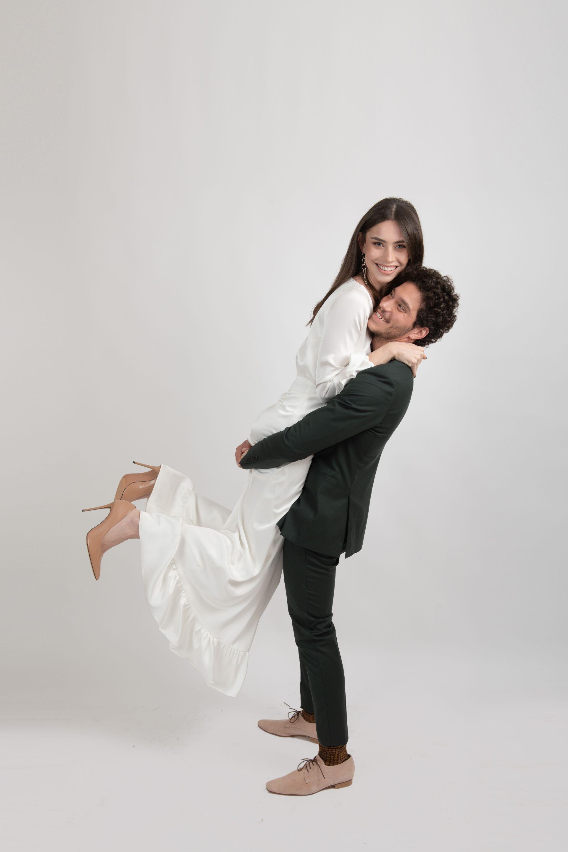 צילומי חתונה בחורף: פתרון זוהר במיוחד