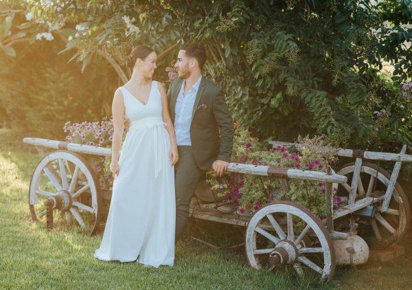 חתונה קלאסית באחוזה