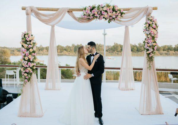 המפגש ברגע האחרון הוביל לחתונה קסומה ולא צפויה