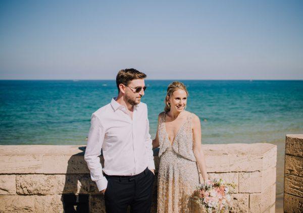 השילוב המושלם בין הטבע לעיר: החתונה של נעם ובני