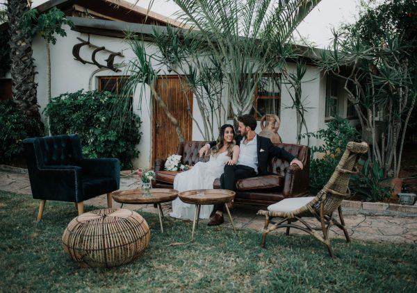 חמישה רעיונות לארגון החתונה מהבית