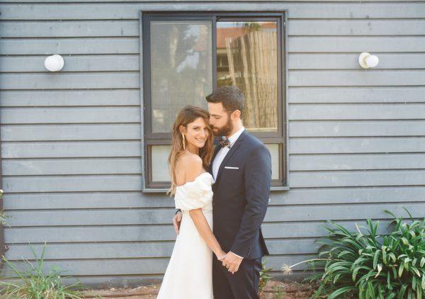 שיק מנצח: כשמעצבת שמלות כלה מתחתנת